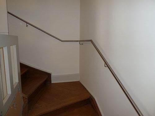 Treppenhandläufe